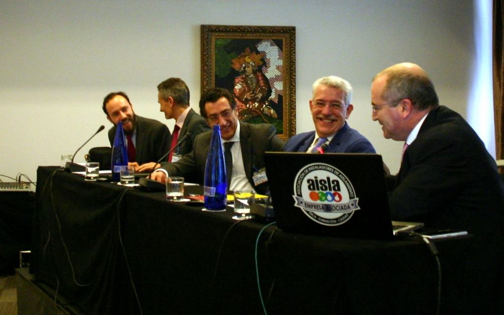 congresoAISLA 11 Ricardo Pascual AENOR