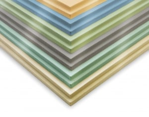 Colores Material aislante XPS