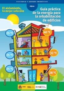 Guía IDAE sobre rehabilitación energética de edificios