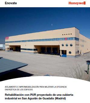 Caso de éxito de rehabilitación de cubierta industrial