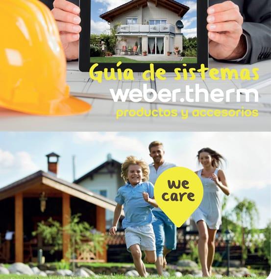 Nueva Guía de Sistemas Weber.therm, la solución ideal para el aislamiento exterior en fachadas
