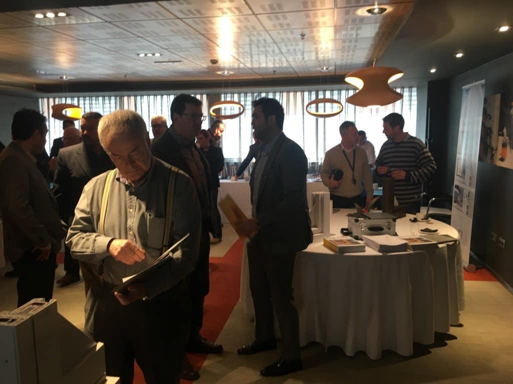 Café & Exposición & Networking ADERNATS