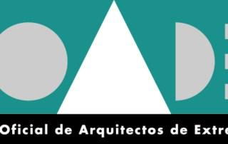 Logo Colegio Oficial de Arquitectos de Extremadura