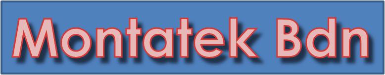 Logo Montatek