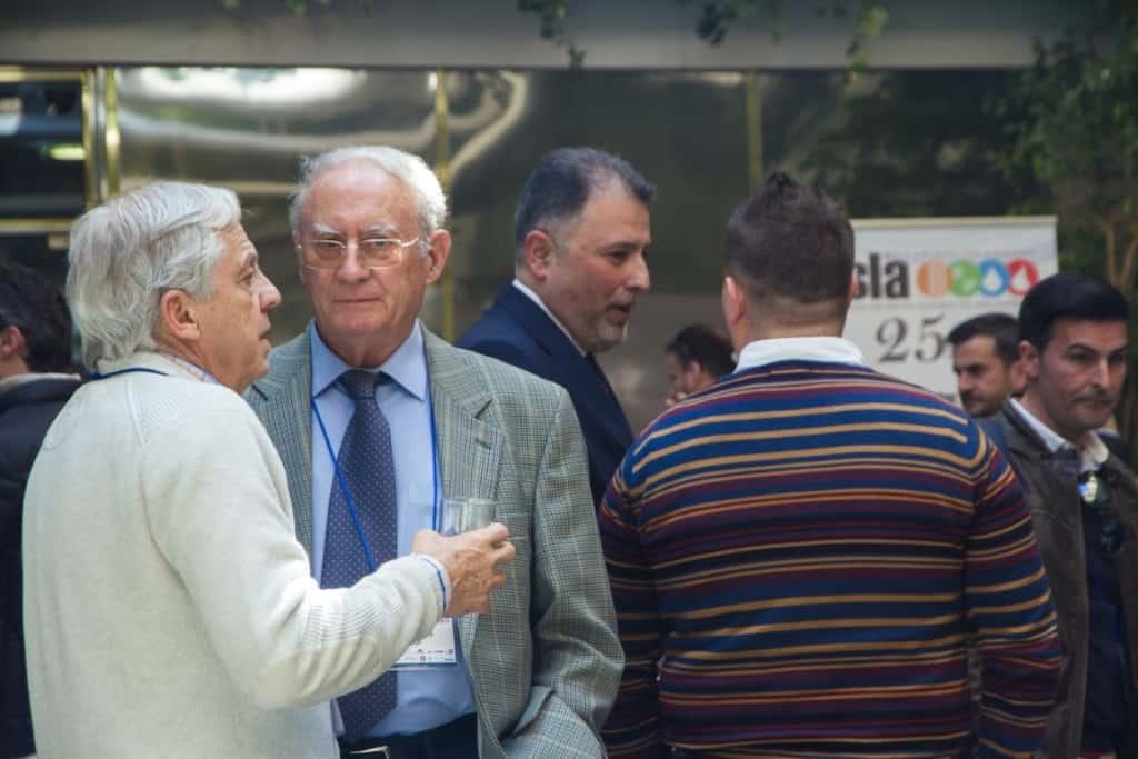 Carlos Benito y José Luis Ariza, de CONSTRUCHEM