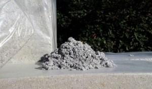 Celulosa a granel (Fuente AISLANAT)