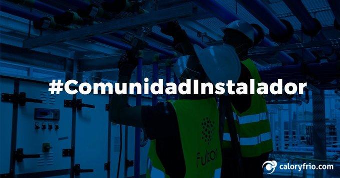 Imágen #ComunidadInstalador